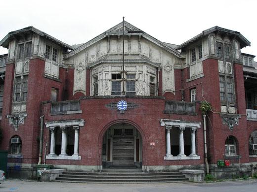 [台北] 鐵道部 (北門車站) (原創)