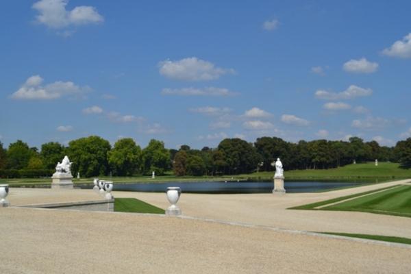 香提伊堡 [Chateau de Chantilly] 法式花園