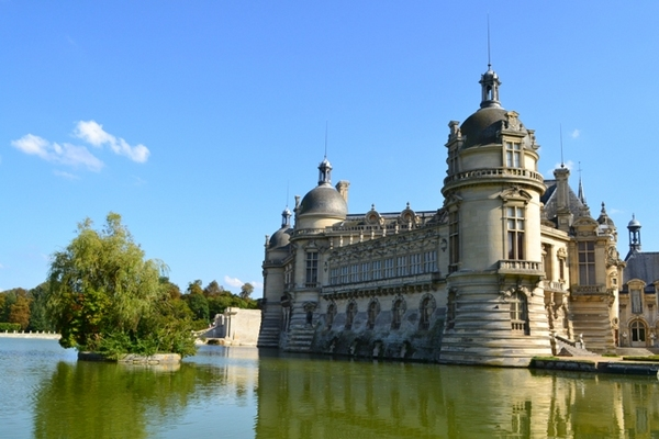 香提伊堡 [Chateau de Chantilly]