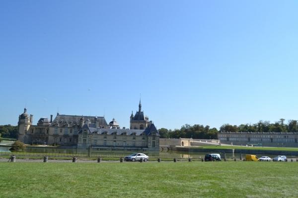 香提伊堡 [Chateau de Chantilly]