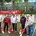 持續辦理發放樹苗花苗 廣植吉野櫻 美化社區