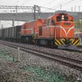 台北機廠到七堵的迴送火車,天天不一樣;班班都焦點,詳細請參考網誌