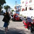 費拉鎮週邊 也是一堆租車行 看到那台沙灘車 好想租來玩玩 不過包含米克諾斯都沒看過有人開類似車種