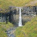 Iceland - Svartifoss