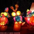 (192)鹿港燈會2012-北燈區之貓頭鷹花燈