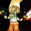 (198)鹿港燈會2012-北燈區之藍色小精靈花燈