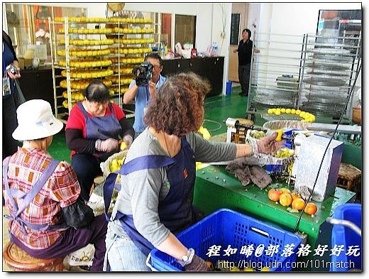 柿餅的製程以及和柿子相關的藥用保健常識