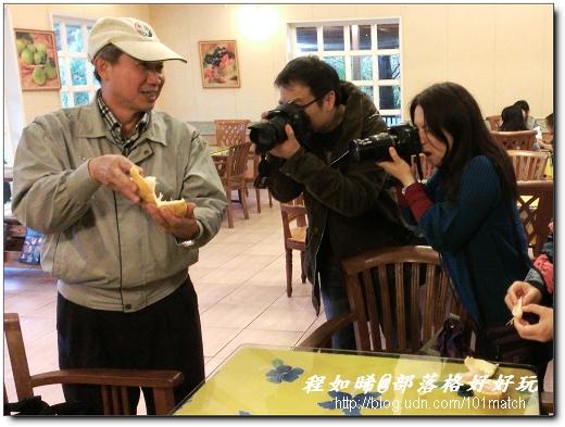 金谷農場的主人黃劉振是九芎湖文化產業發展協會創始會長
