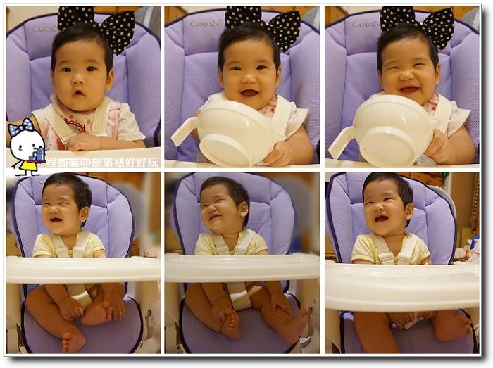六款寶寶餐椅、幫寶椅分析比較及使用心得》Combi安撫餐搖椅大推薦