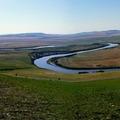 穿越巴爾洵草原