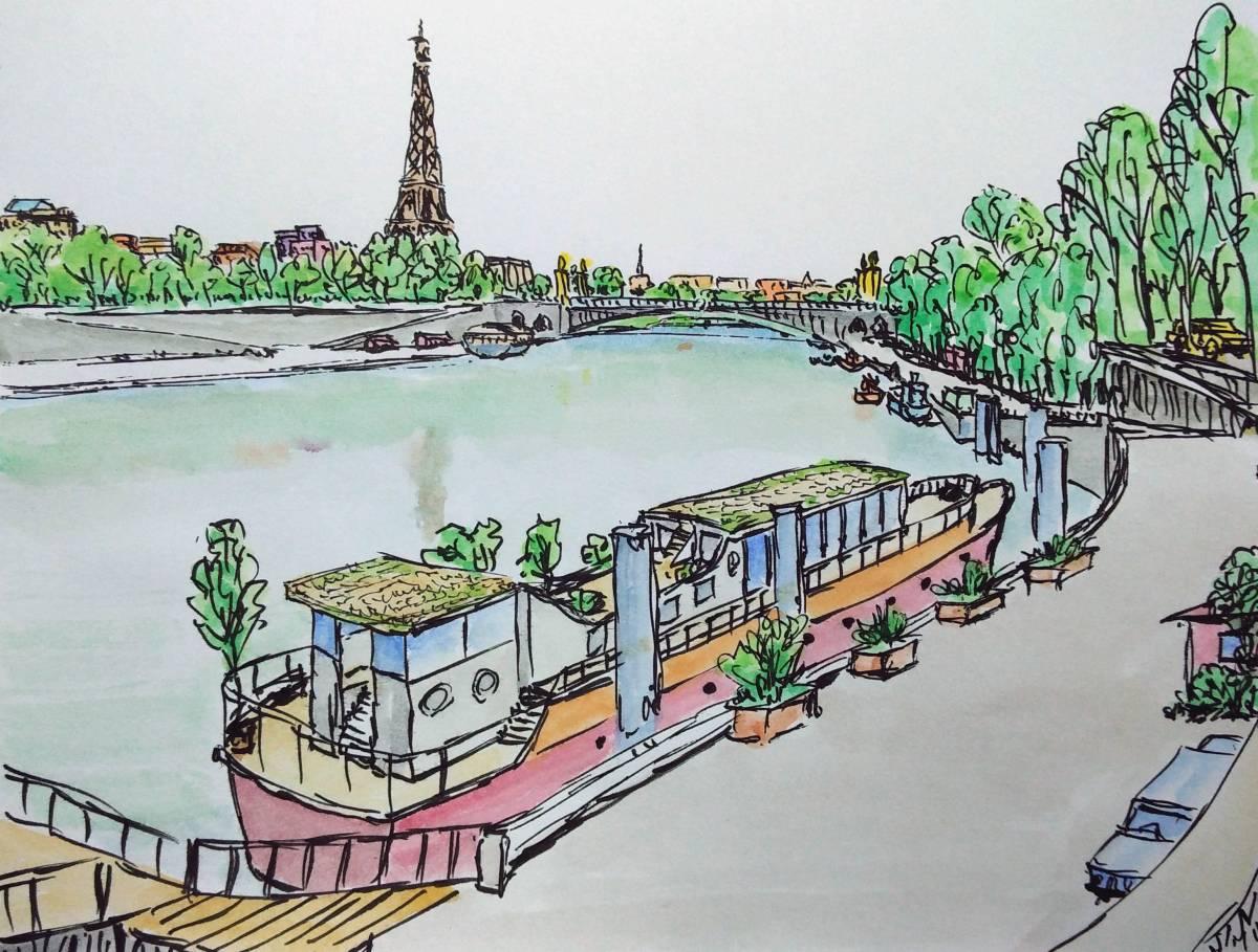 巴黎塞納河
