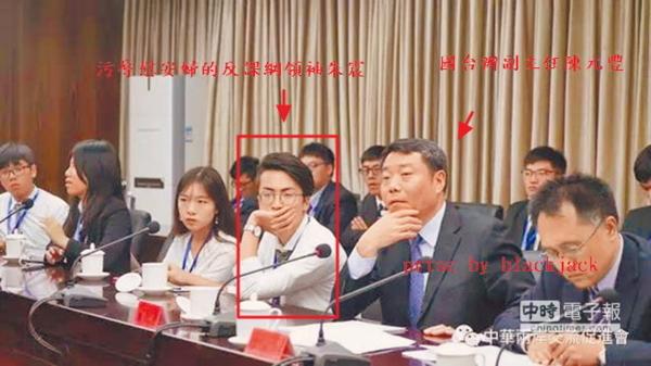 有心人勿炒作台灣對大陸的善意與惡意,蔡英文就是要力抗中國