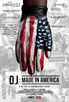 《辛普森:美國製造》(O.J.: Made in America) from wiki