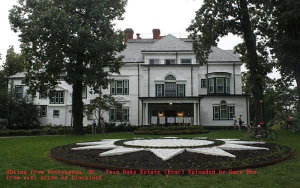dbking from Washington, DC - Twin Oaks Estate (Rear) Uploaded by Gary Dee