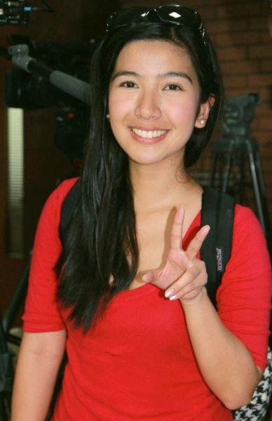 菲律賓正妹記者蜜雪兒