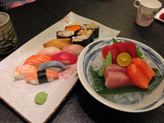台中小旅行。超值美味日本料理。和壽司 - udn部落格