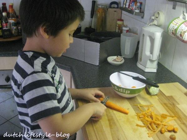 小廚Rory創意料理D.I.Y~夏日簡易沙拉(適作年齡5歲+)