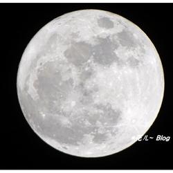 106.11.14 超級月亮
