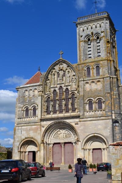 聖瑪麗•瑪德蓮教堂(la Basilique de Sainte Marie-Madeleine)