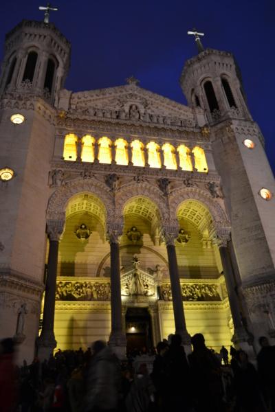 富維耶聖母院[Basilique de Notre-Dame de Fourvière]