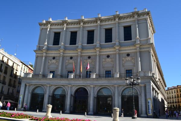 西班牙皇家劇院[Spanish royal theater]