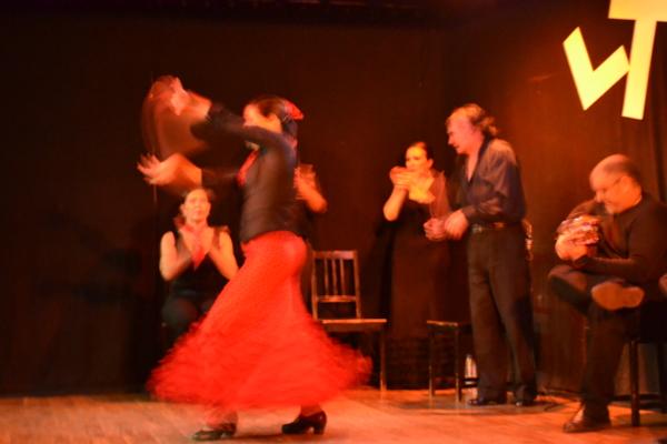 佛朗明哥歌舞