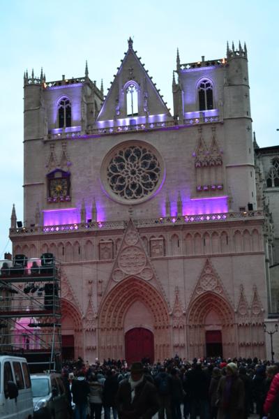 聖讓大教堂[La Cathedrale Saint-Jean]