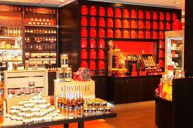 甜點茶葉區