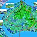 琅岐环岛路闭合贯通,全长25公里。180101