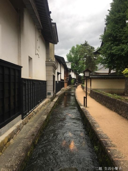 """飛驒古川---尋訪日本動畫""""你的名字""""場景之一的氣多若宮神社、白壁土藏街散策"""