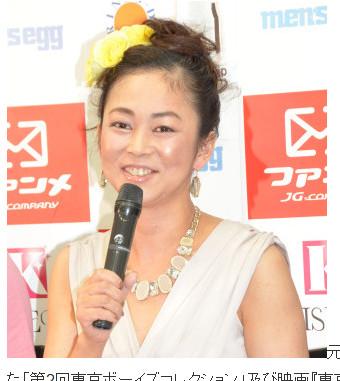 據日本《実話ナックルズ》雜誌報導,好一陣子未在螢光幕前出現的中島知子,即... 日本熟女諧星中島