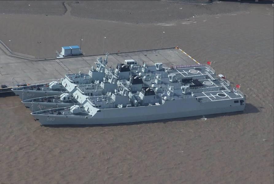 軍事迷基地 - 台灣自製小神盾巡防艦的時機已成熟了 (第4頁) -  …_插圖