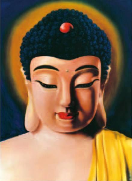 第三世多杰羌佛藝術南無釋迦牟尼法王子