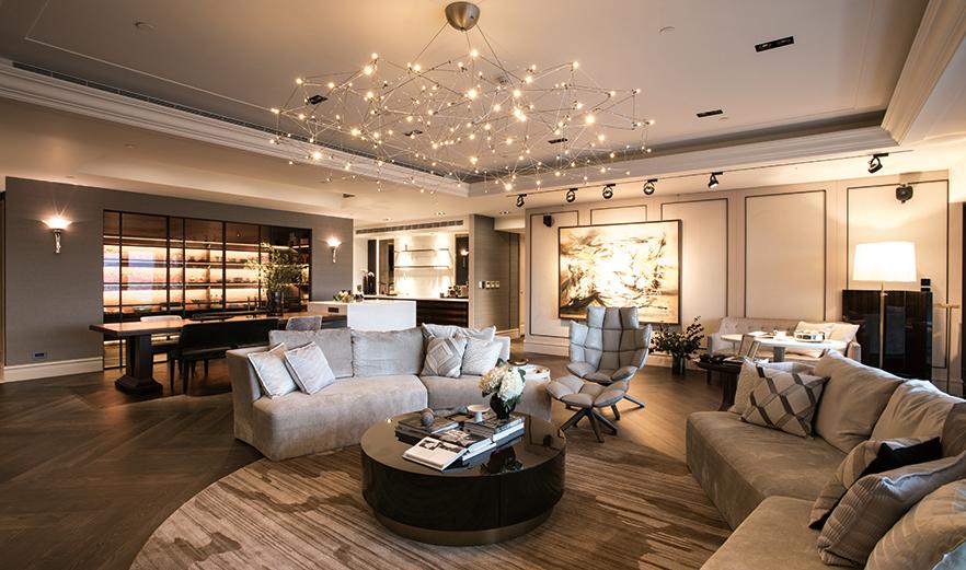 機能與歸屬感兼具 打造飯店級的舒適!