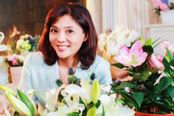 呂瀅瀅用創意帶領台北花市走向嶄新形象