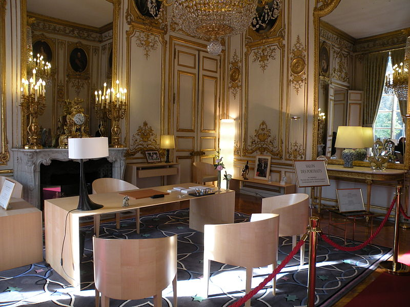 Palais de l 39 lys e hsr123 udn - Kantoor guariche ...