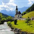 2017 德国Germany~贝希特斯加登Berchtesgaden & 蓝绍Ramsau