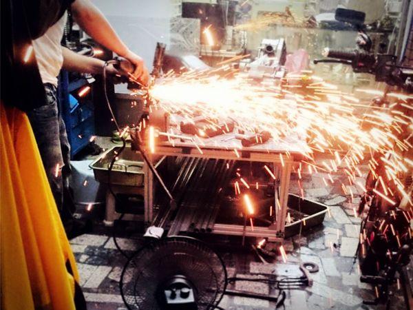 重機組裝推薦-重機改裝修理.板金.全球零件代購代裝.自辦零件.手工製作自己組裝重機.兩輪精密整合.附加燒焊.車床.cnc切割