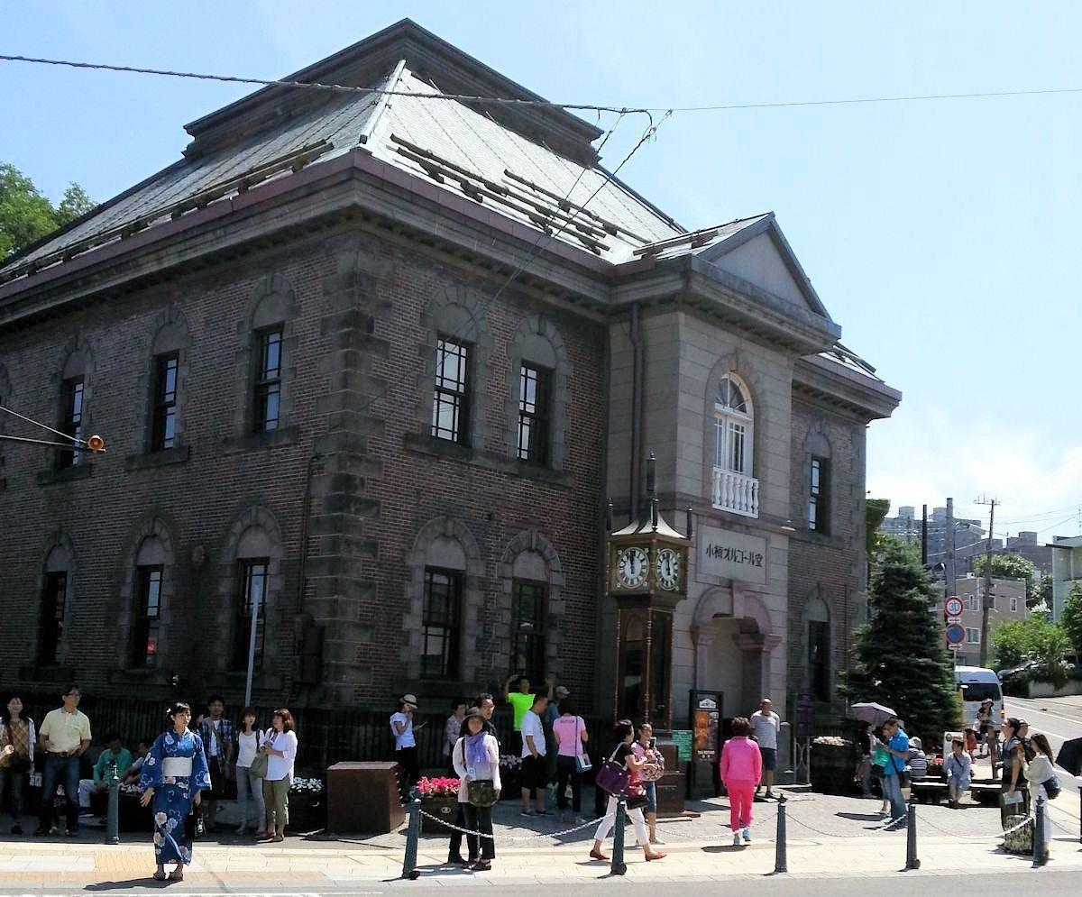 「小樽 音樂鐘館」的圖片搜尋結果