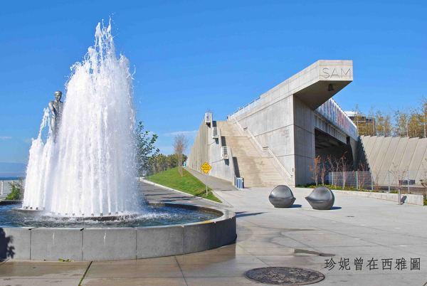 西雅圖奧林匹克雕刻博物館