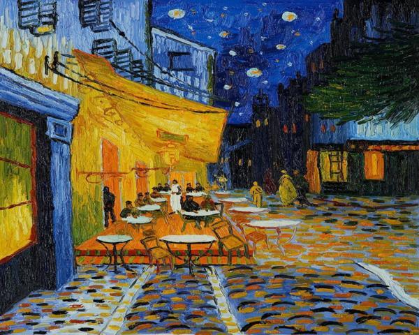 蜜月團在阿爾勒(Arles)與梵谷相遇