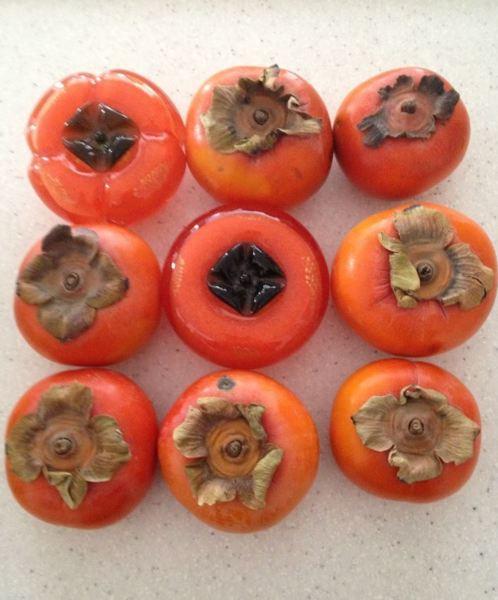 柿子也曾經是一種鄉愁