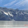 成為冰川的絕緣層,延緩暖化