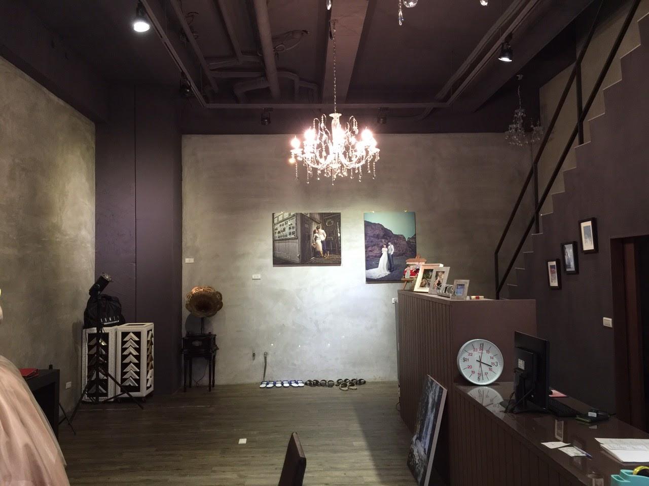 中壢婚紗工作室