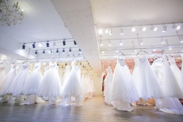 台北婚紗禮服訂制