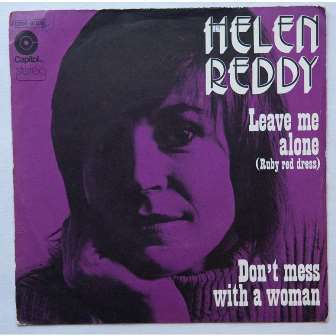 Leave Me Alone (Ruby Red Dress) - Wikipedia
