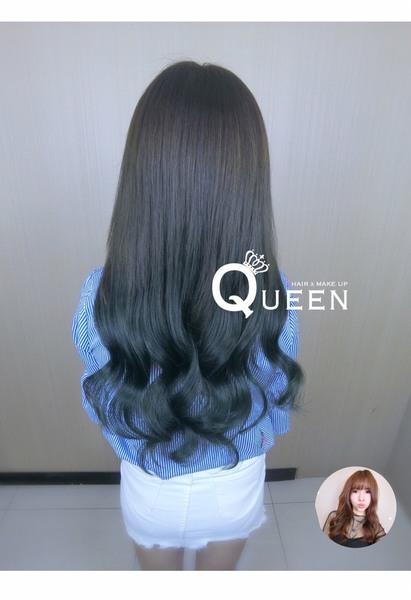 接髮女王Queen