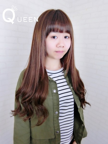接髮師QUEEN