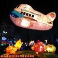 (099)2013台灣燈會在新竹-華航飛機花燈
