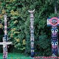 (302)溫哥華-史丹利公園之圖騰柱